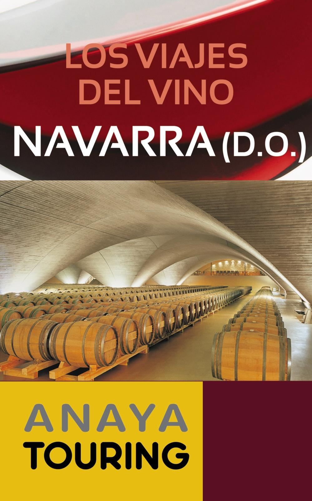 Los viajes del vino. Navarra (ebook)